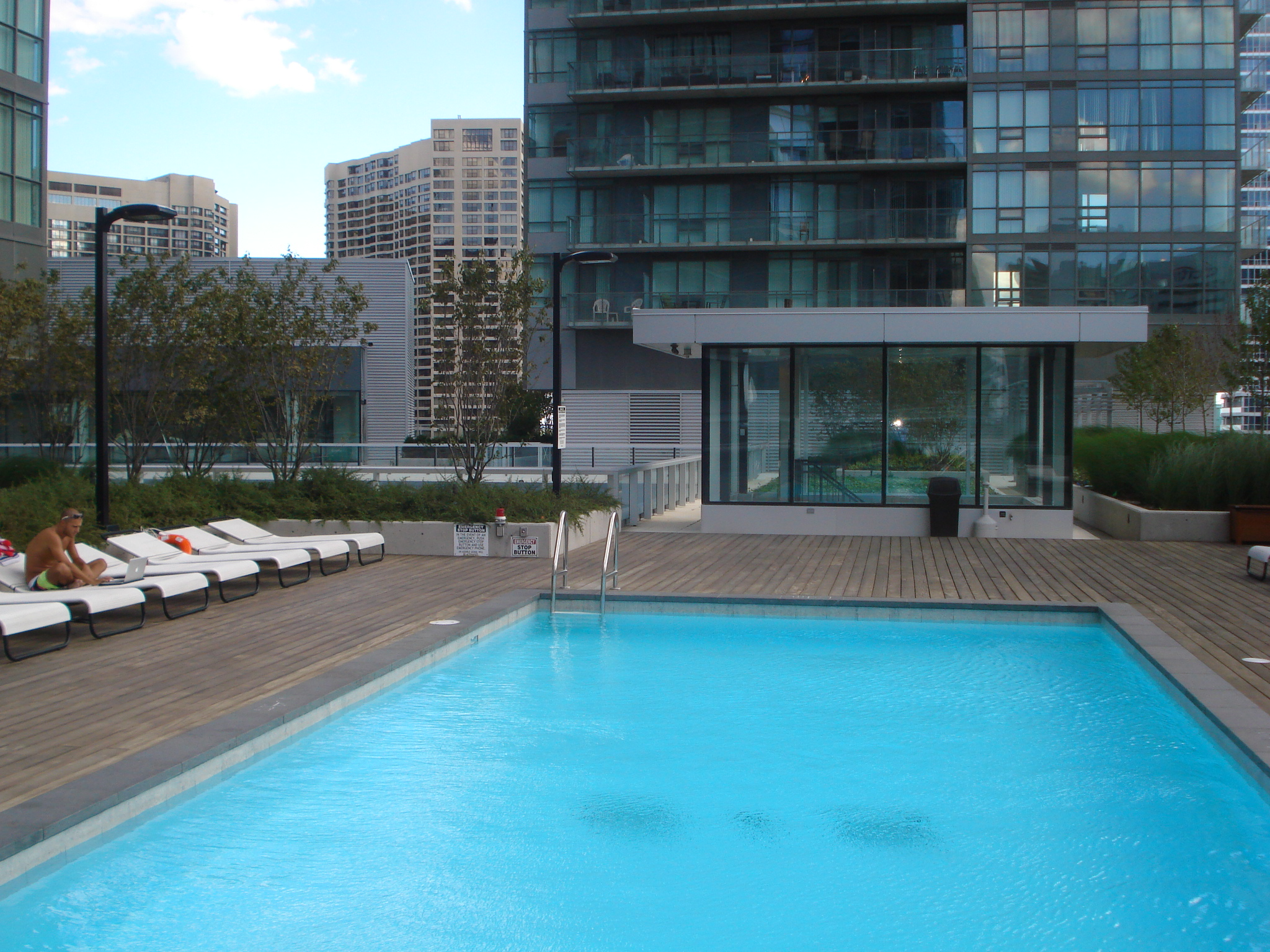Full Access to Outdoor Pool