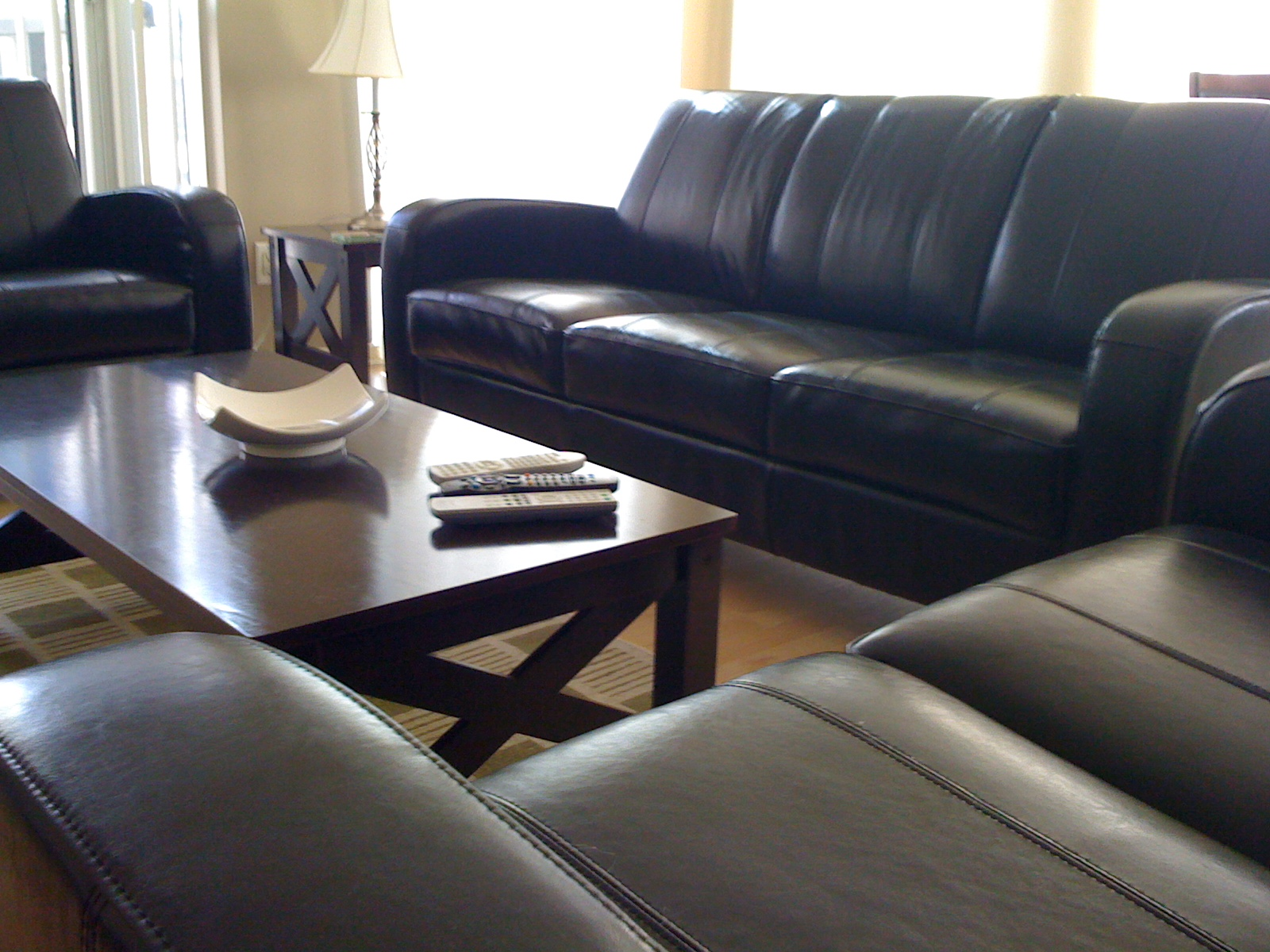 Leather Furnishing