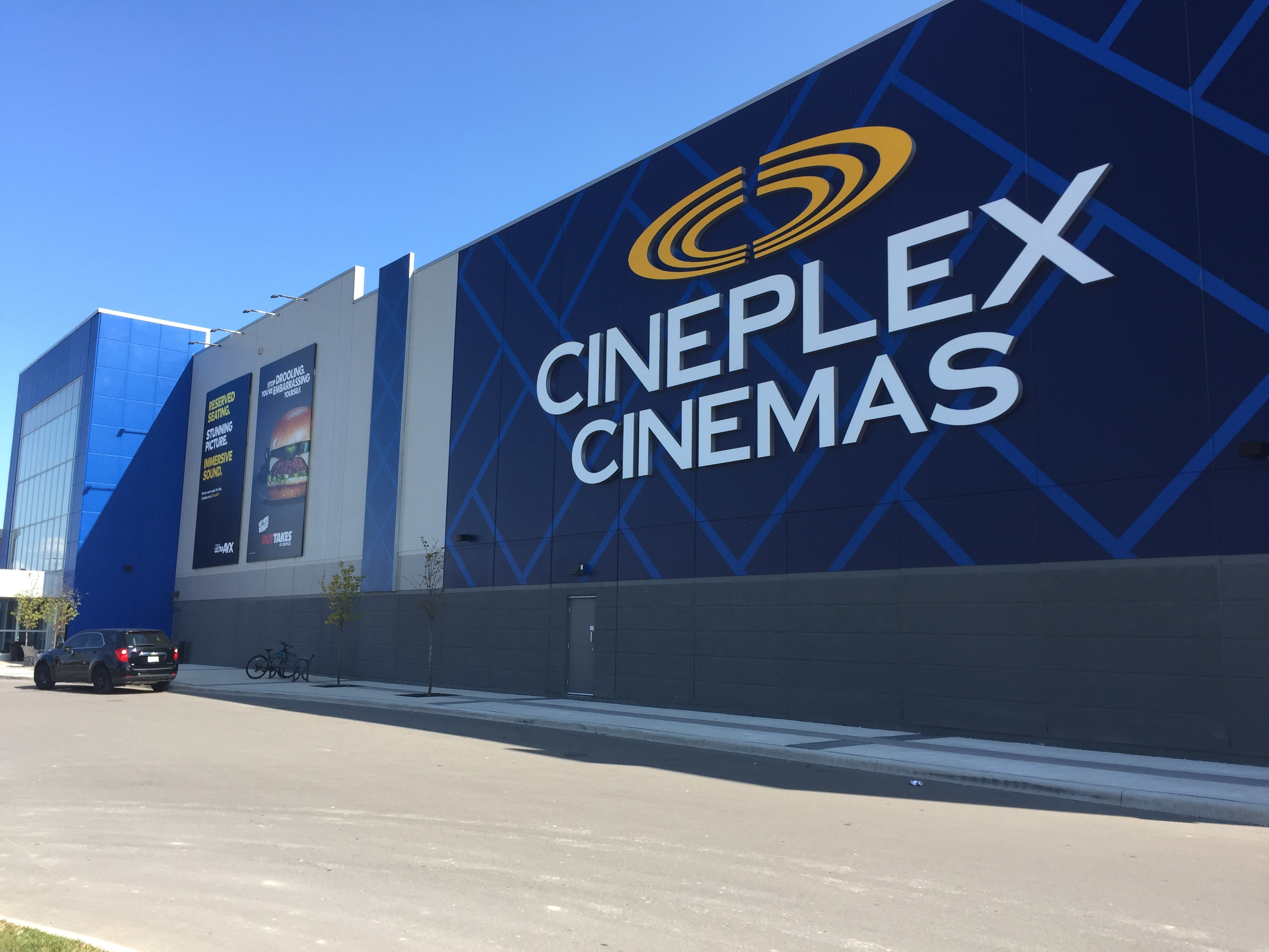 Cineplex Barrie