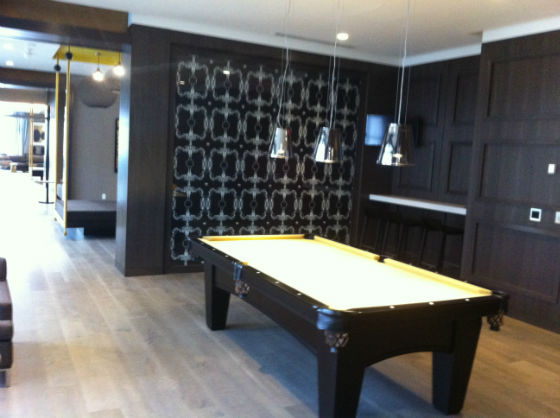 3500 sq. ft. Resident only Amenities