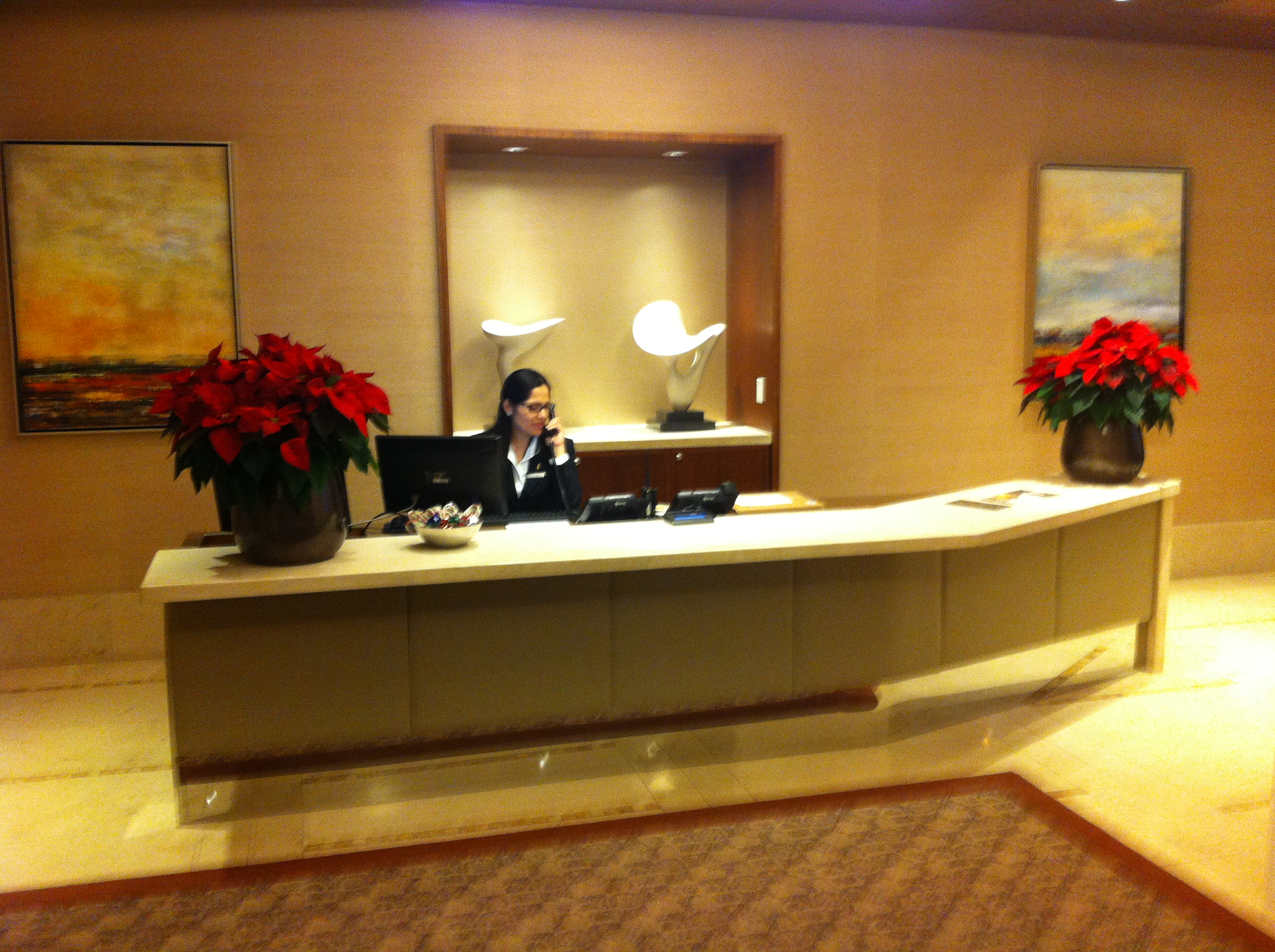 Resident concierge services